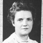 photo of lawyer margaret toepher circa 1934