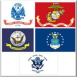 emblems for branches of the us military